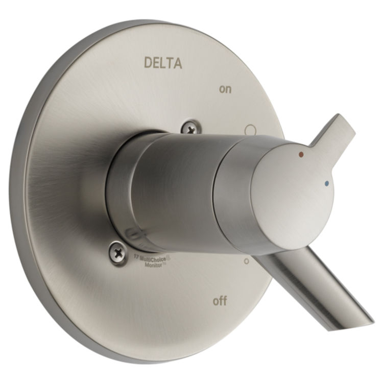 View 3 of Delta RP79577SS Delta RP79577SS COMPEL Temperature Knob and Cover 17T Series - Stainless