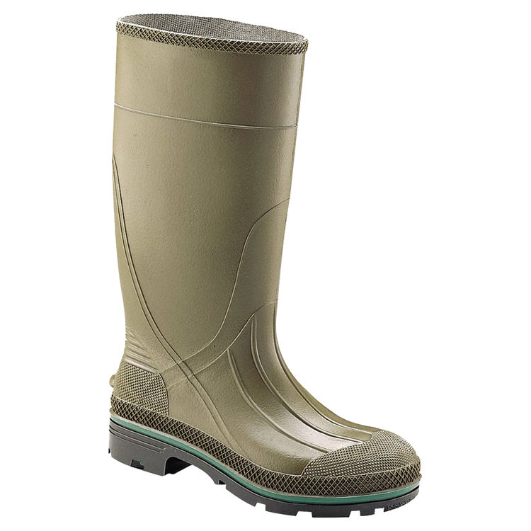 View 3 of Servus 75120-8 Servus Northerner 75120-8 Non-Insulated Knee Boot, NO 8, Men's, Olive Green, PVC