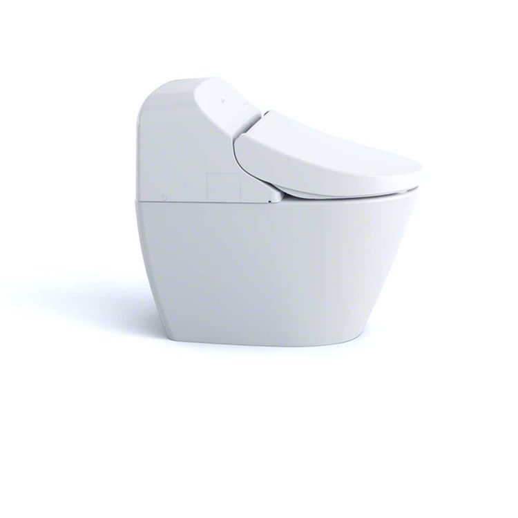 View 6 of Toto MS920CEMFG#01 Toto G400 WASHLET - 1.28 or 0.9 GPF, Cotton White - MS920CEMFG#01