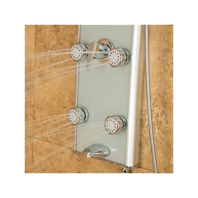View 4 of Pulse 1013-GL Pulse 1013-GL Kihei II Shower System Select-A-Jet Features, 8