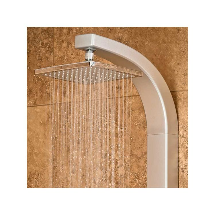 View 3 of Pulse 1020-S Pulse 1020-S Splash ShowerSpa Showerhead System Surface-Mounted, Silver