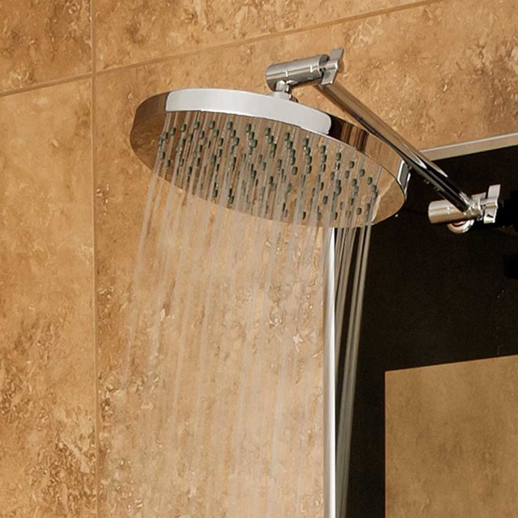 View 5 of Pulse 1022-B Pulse 1022-B Leilani ShowerSpa, w/ Integrated Mirror and Slide Bar, Black