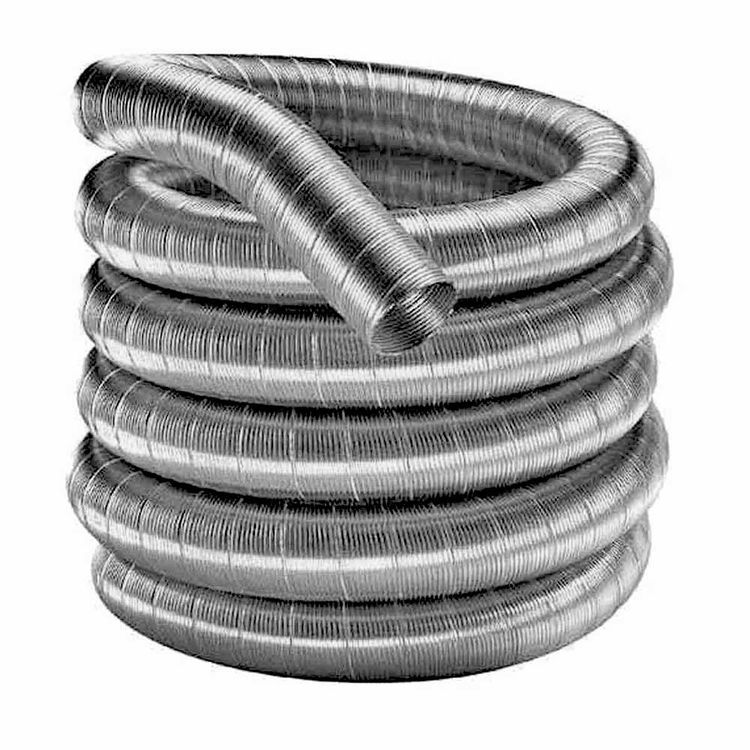 M&G DuraVent 6DF304-30 DuraVent 6DF304-30 DuraFlex 304 30-Feet Stainless Steel Length