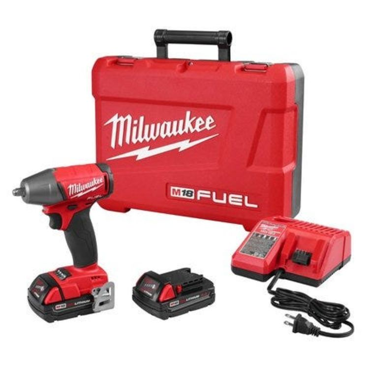 View 4 of Milwaukee 2754-22CT Milwaukee 2754-22CT M18 Fuel 3/8