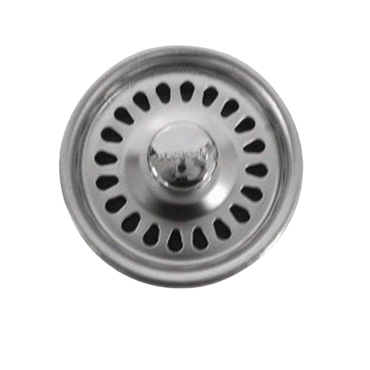 View 3 of Blanco 440007 Blanco 440007 Chrome Basket Waste Strainer