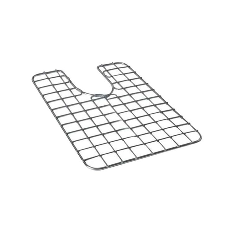 View 2 of Franke GD18-36C Franke GD18-36C Center Coated Stainless Coated Sink Bottom Grid - Coated Stainless