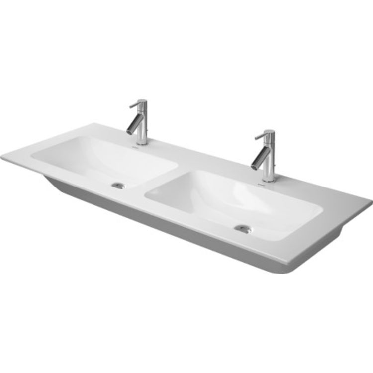 View 2 of Duravit 2336130030 Duravit 2336130030 ME by Starck 51 1/8