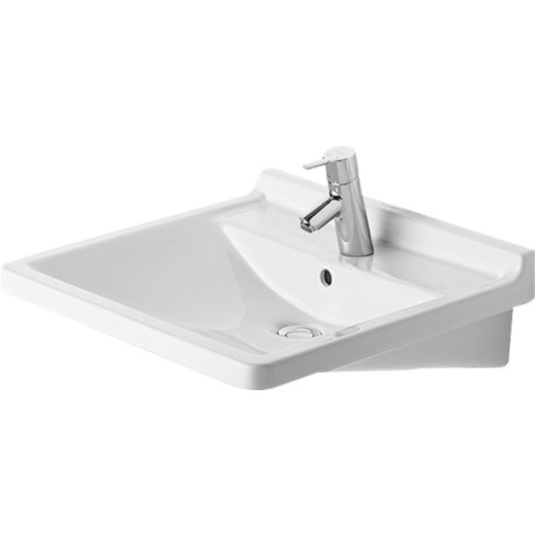 View 2 of Duravit 3096000301 Duravit 03096000301 Starck 3 23 5/8