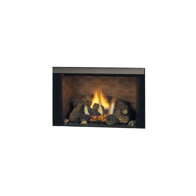 MHSC FBMLDV500CC Monessen FBMLDV500CC Cottage Clay Firebrick Walls for MLDV500