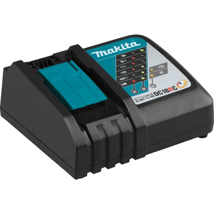View 5 of Makita CX200RB Makita CX200RB 18V LXT Lithium-Ion Sub-Compact Brushless Cordless 2-Pc. Combo Kit (2.0Ah)