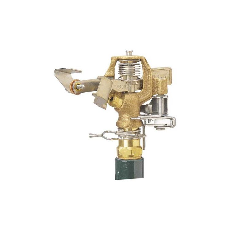 View 3 of Orbit 55032 WaterMaster 55032 Fixed Universal Impact Sprinkler With Single Nozzle, 3 gpm, 1/2 in MNPT