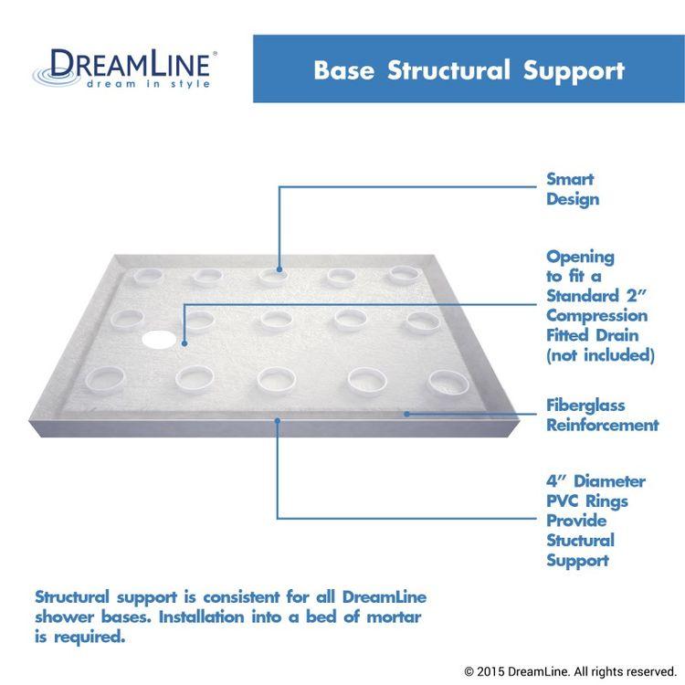 View 6 of Dreamline DL-6521L-88-01 DreamLine DL-6521L-88-01 Aqua Ultra 32