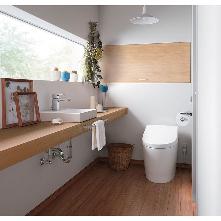 View 5 of Toto MS989CUMFG#01 TOTO MS989CUMFG#01NEOREST AH One-Piece Elongated Toilet w/ Washlet - Cotton White