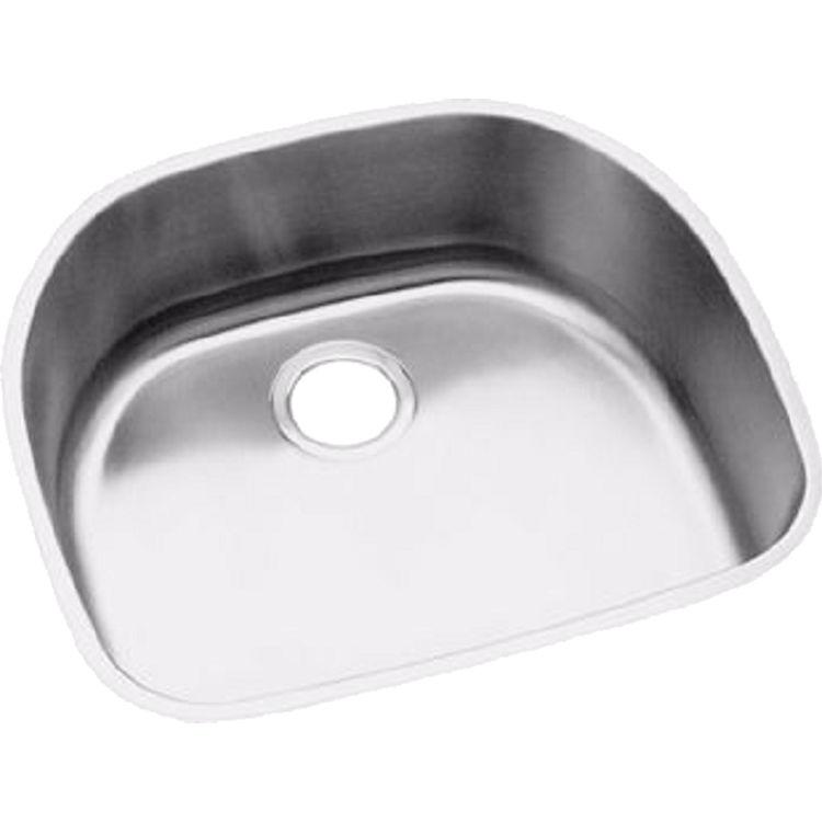 View 4 of Elkay EGUH2118 Elkay EGUH2118 Harmony Stainless Steel Single Bowl Undermount Sink