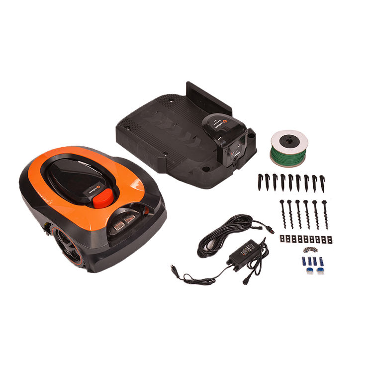 View 12 of   MowRo Robot Lawn Mower with Install Kit, by Redback - RM18