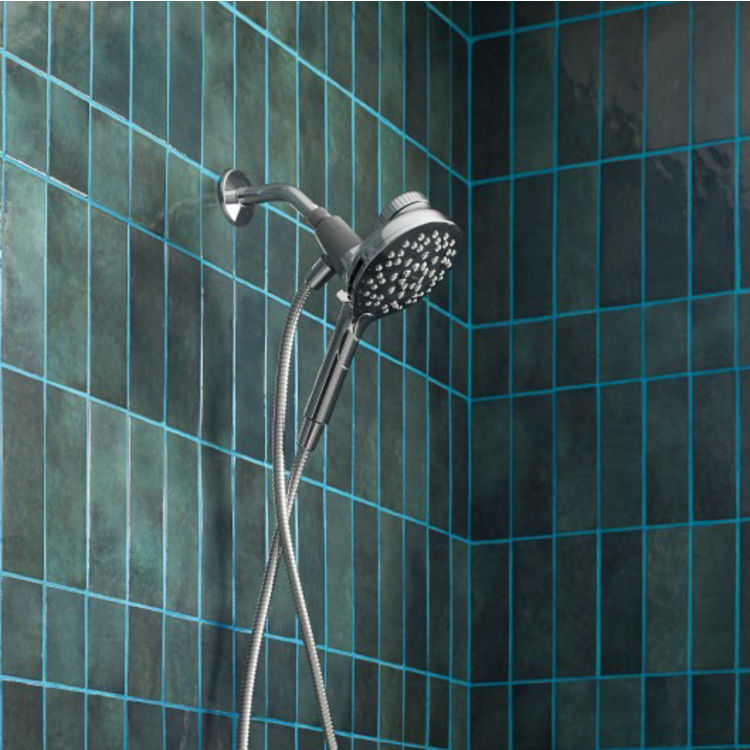 View 8 of Moen IN208H2 Moen IN208H2 Magnetix Handshower w/ INLY Aromatherapy Shower Capsules - Chrome