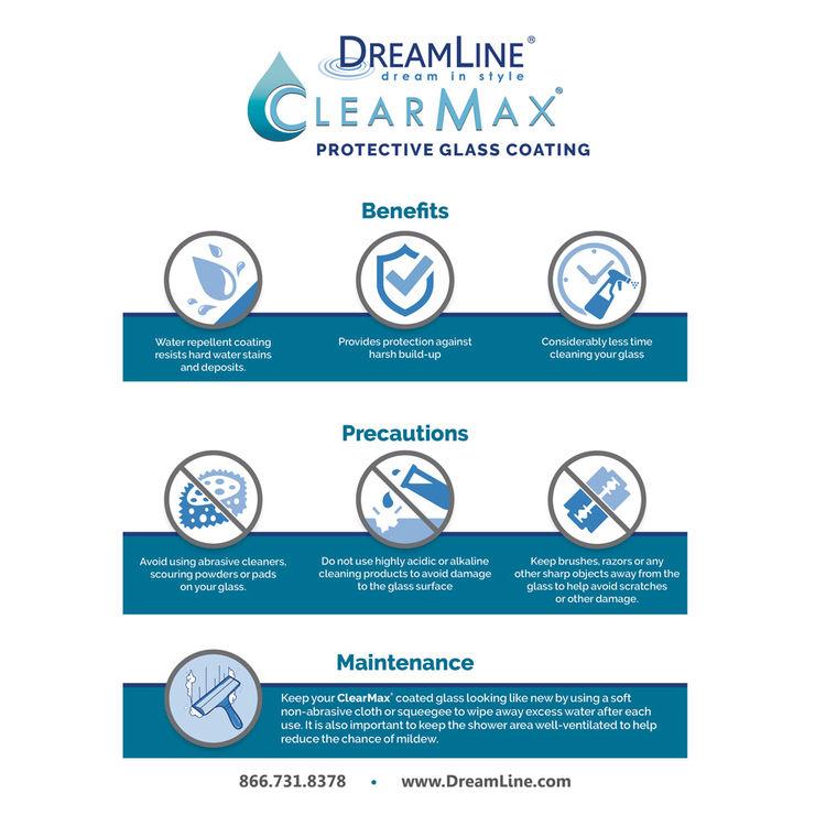 View 8 of Dreamline SHDR-634876H-01 DreamLine Essence-H 44-48