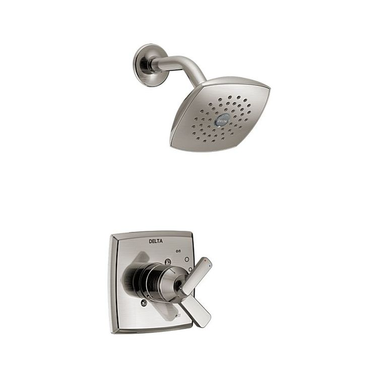 View 3 of Delta T17264-SS Delta T17264-SS Brilliance Stainless Ashlyn Monitor 17 Series Shower Trim