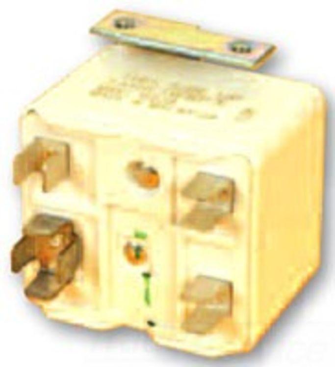 Mars 16021 Mars 16021 3ARR3KC5P5 Motor Start Potential Relay, Tab Type Bracket