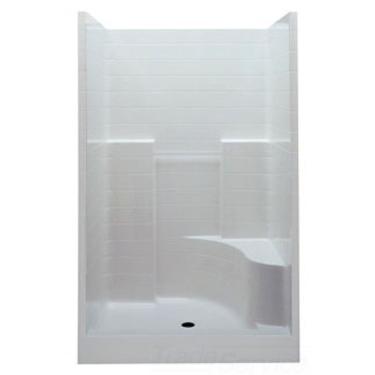 Aquatic 1603STCL-WH Aquatic Industries 1603STCL-WH White 60