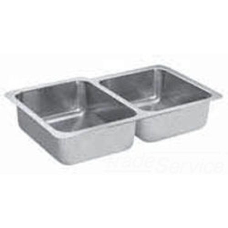 Moen 22542 Moen 22542 Part Template/ Installation Sheet Undermount Sink 29 X