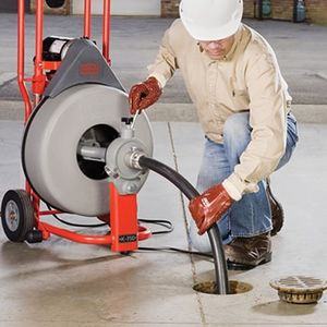 Plumbing Augers & Snakes Image