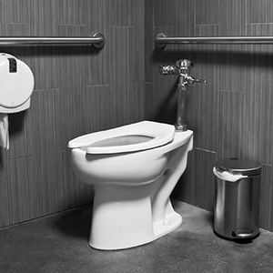 Commercial Bathroom Accessories Image