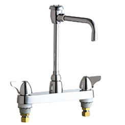 Chicago Faucet 1100-GN8BVBE2-2CP