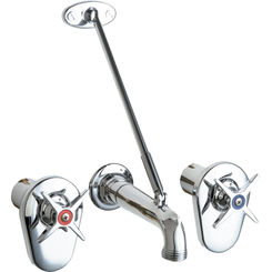 Chicago Faucet 782-ISE27CP