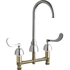 Chicago Faucet 786-GN2FCABCP