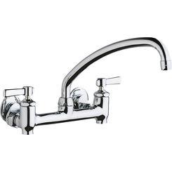 Chicago Faucet 640-L9E35-369YAB