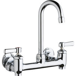 Chicago Faucet 640-GN1AE35-369YAB