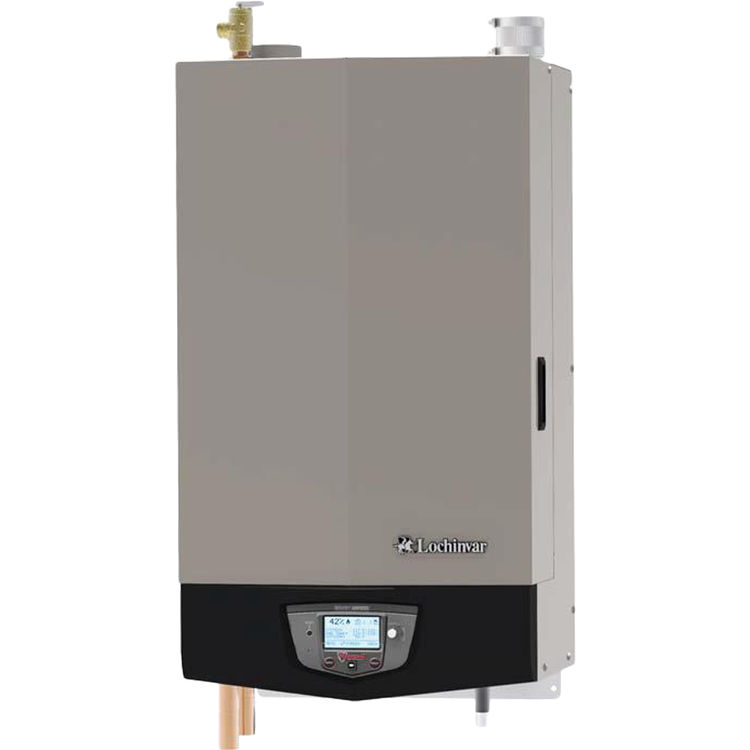 lochinvar knight whn055 44000 btu high efficiency wall