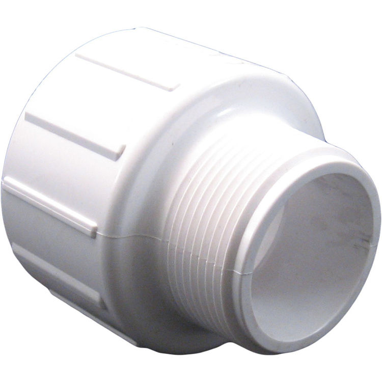 Schedule pvc inch male adapter plumbersstock