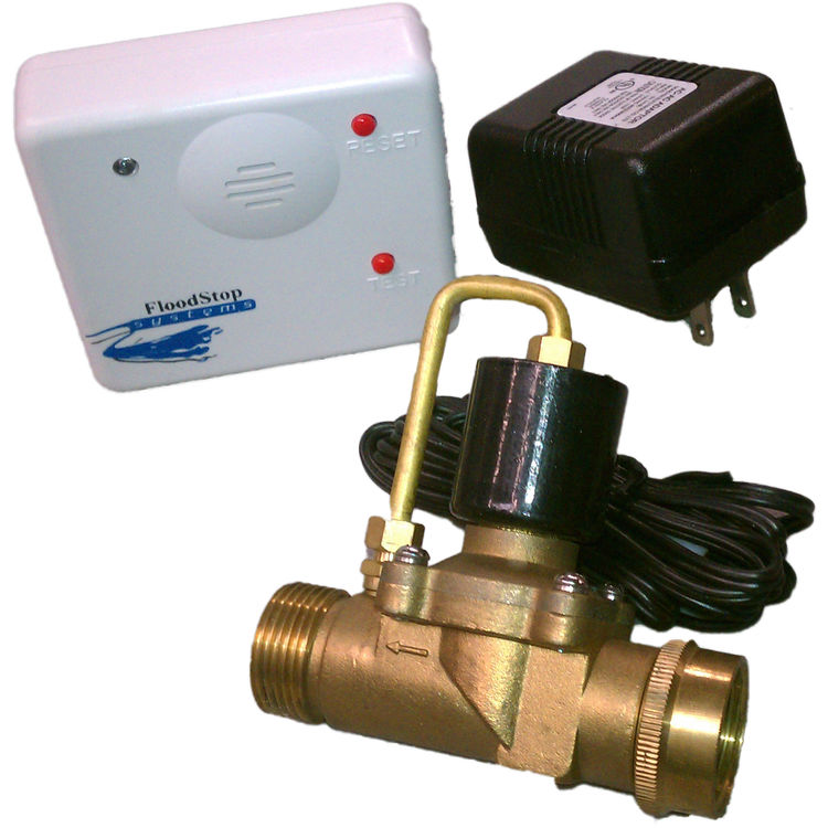 Water Stopper Kit : Flood stop system ii water heater kit includes