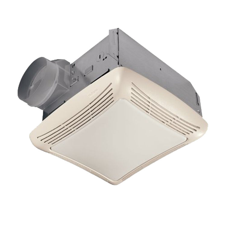 Nutone 70 Cfm Ceiling Exhaust Bath Fan W Night Light And: Nutone 763RLN Ceiling Fan/Light