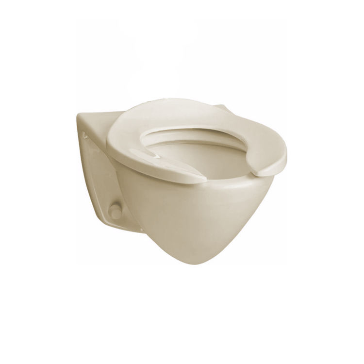 Toto Ct708e 03 Bone Commercial One Piece Elongated