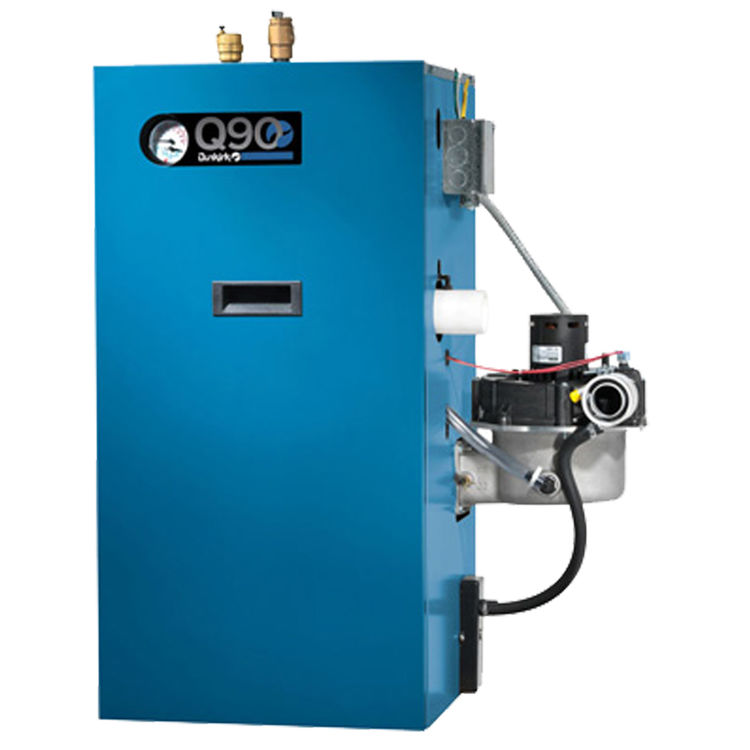 Dunkirk Q90 150 Stainless Steel Natural Gas Condensing