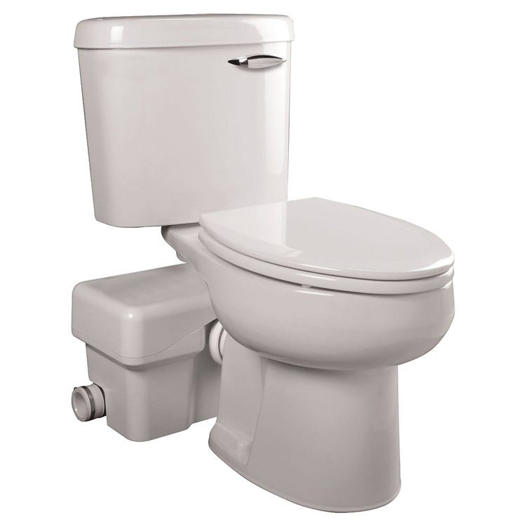 how to fix a macerating toilet