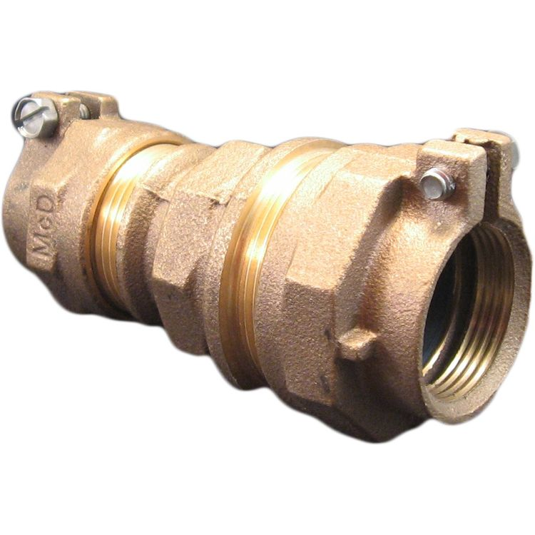 Ay mcdonald quot ips cts tough tube adapter coupling