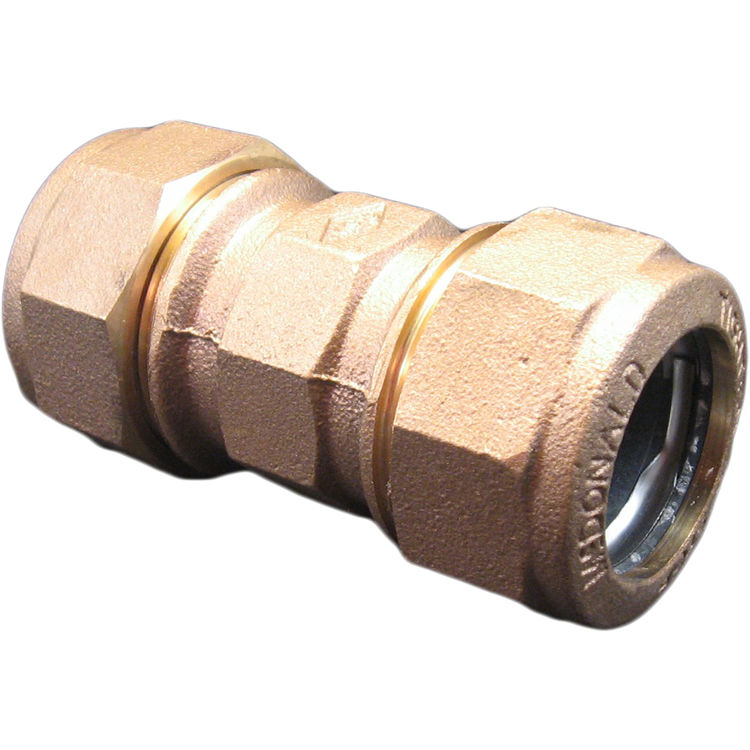 Hdpe psi quot ips cts compression coupling
