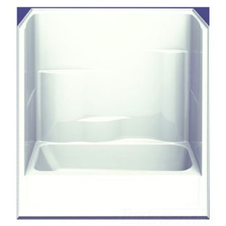 Aquatic Bath 260330SL ST Sterling Silver 60 X30 X72 Gelcoat T